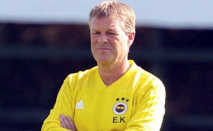 Erwin Koeman'dan Anderlecht'e karşı hücum kadrosu!