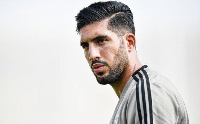 Juventus'tan Emre Can açıklaması!