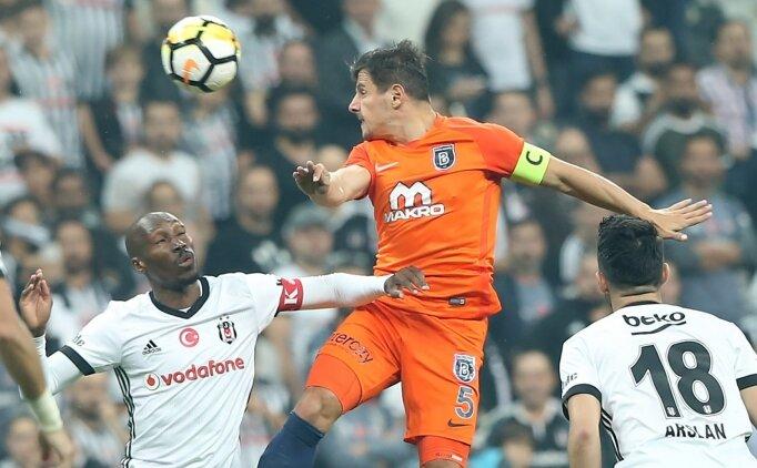Başakşehir'de Beşiktaş maçı öncesi Emre sevinci