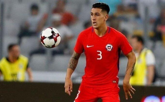Enzo Roco, Şili kadrosundan çıkartıldı