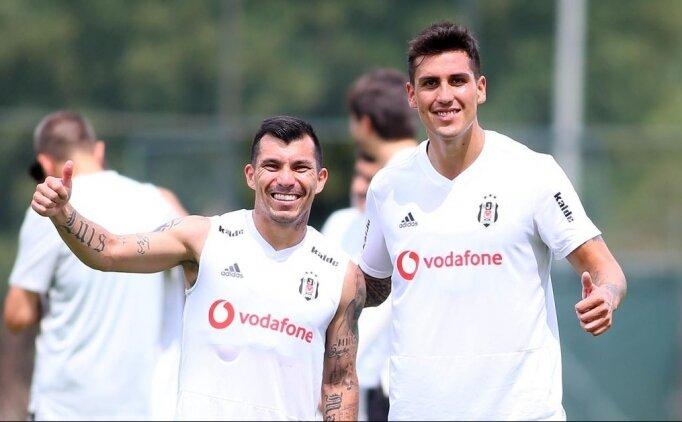 Beşiktaş'ta stoper tandemi değişiyor