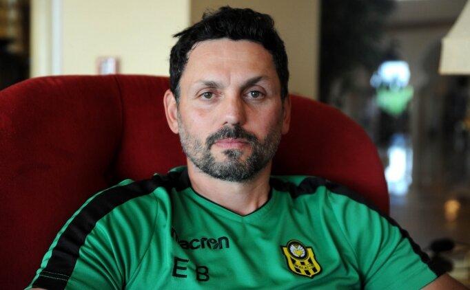 Erol Bulut: 'Trabzonspor ve Galatasaray'dan puan almaya çalışacağız'
