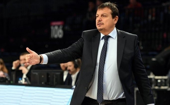 Ergin Ataman: ''Her hafta daha iyi olacağız''