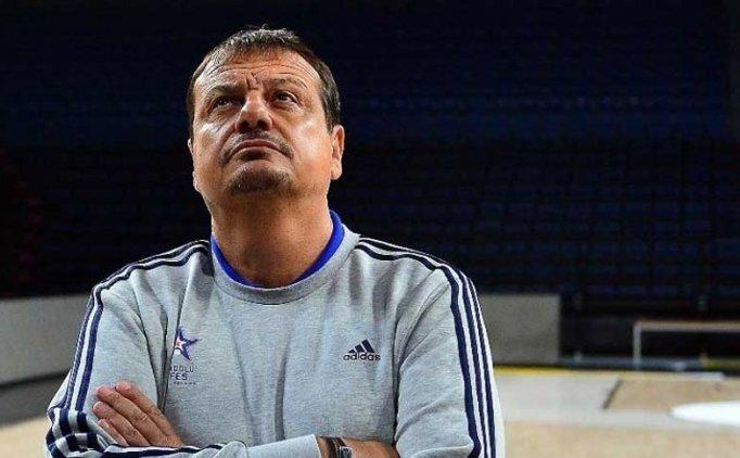 Ergin Ataman: 'Şampiyon olacağız'