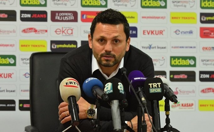 Erol Bulut: ''Trabzonspor'dan kesinlikle puan alabiliriz''