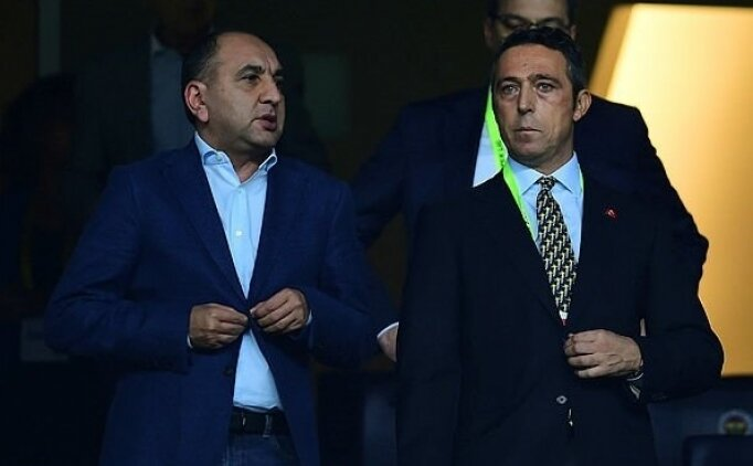 Ali Koç: 'G.Saray maçındaki ruhla oynayın'