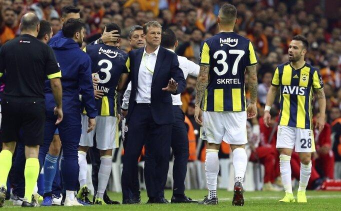 Fenerbahçe'de Koeman'ın kaderi iki maça bağlı