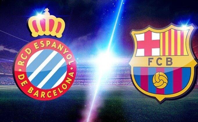 Espanyol Barcelona maçı canlı hangi kanalda saat kaçta?