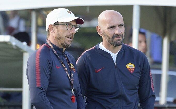 Monchi, Di Francesco'nun arkasında durdu