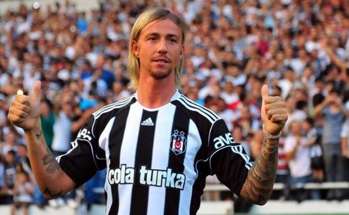 Beşiktaş'a aşık bir adam; Guti Hernandez...