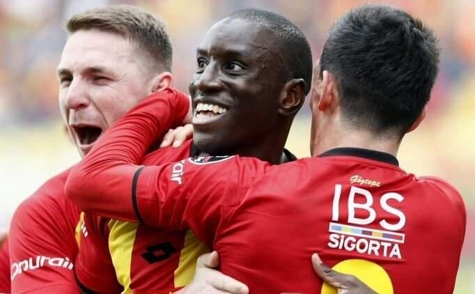 ÖZET: Göztepe Osmanlıspor özet görüntüleri, işte goller