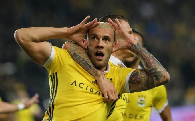 Fenerbahçe'de Fernandao atarsa sorun yok!