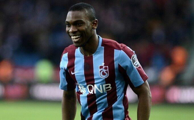Trabzonspor'a  Castillo için bir teklif de İsviçre'den