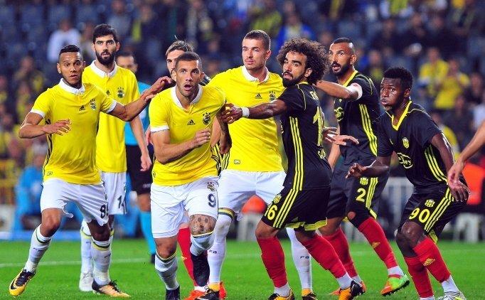 Fenerbahçe'de 2 eksik, 1 maç daha yenilirse...