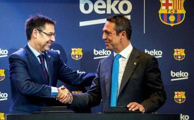 Ali Koç'tan Barcelona itirafı; 'Oyuncu önerildi'