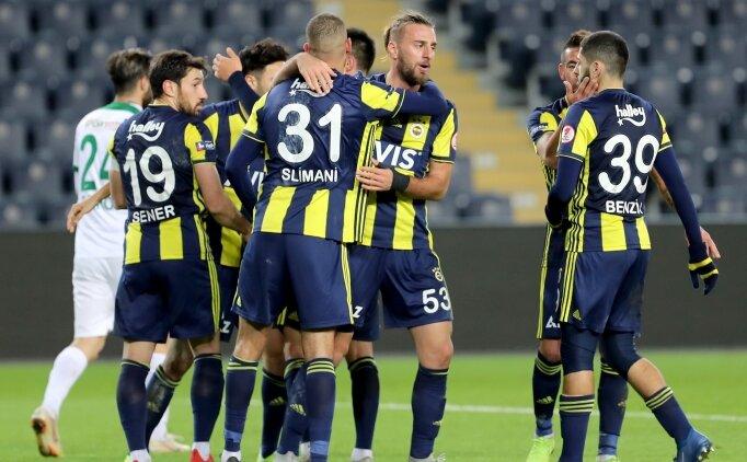 Fenerbahçe, avantajı Slimani ile aldı!