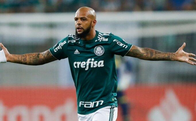 Felipe Melo, Brezilya'da yine gündem!