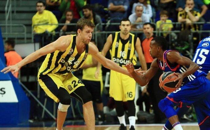 Fenerbahçe ve Anadolu Efes, Cumhurbaşkanlığı Kupası için yarışacak