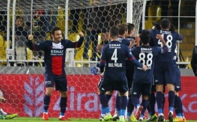 Fethiyespor 6 hafta sonra galibiyetle tanıştı