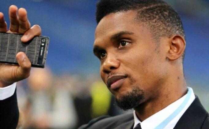 Samuel Eto'o'nun yeni takımı açıklandı