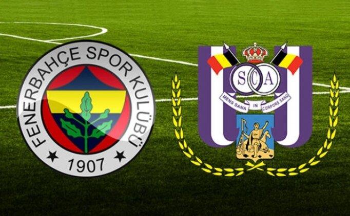 (beIN Sports) Fenerbahçe 2-0 Anderlecht maçı özeti izle