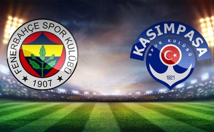 beIN Sports Fenerbahçe Kasımpaşa maçı geniş özeti izle