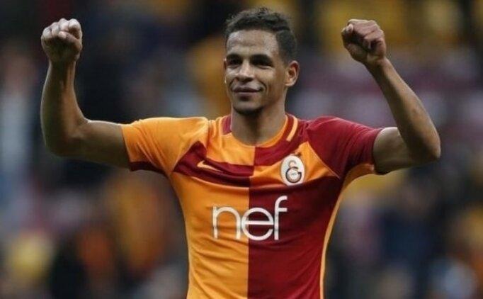 Galatasaray'a Fernando'dan iyi haber!