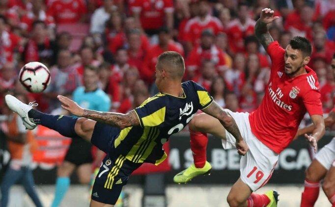 Benfica, Fenerbahçe kadrosunu açıkladı!