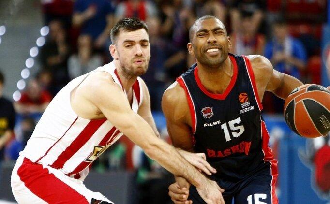 Olympiakos, İspanya'da 32 fark yedi!