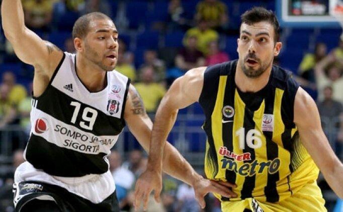 Potada Fenerbahçe - Beşiktaş derbisi heyecanı
