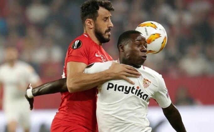 Akhisarspor 2-3 Sevilla maçı geniş özeti izle