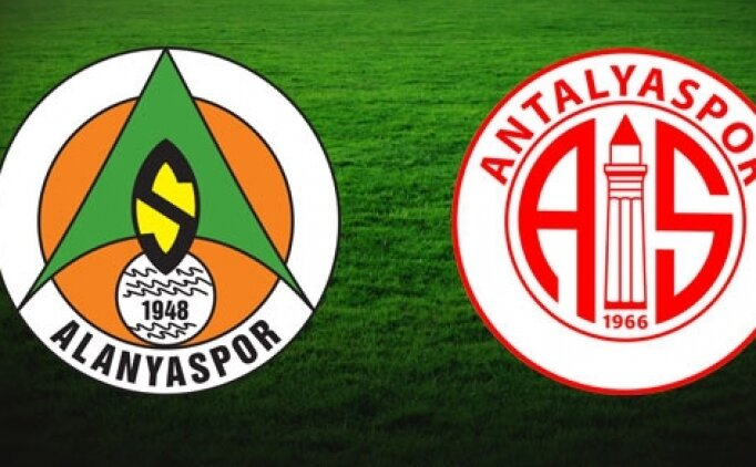 Alanyaspor Antalyaspor maçı canlı hangi kanalda? Alanya Antalyaspor saat kaçta?