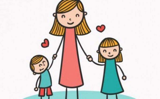 Anneler Günü resimli tebrik mesajları, Google'dan özel doodle Anneler Günü mesajları