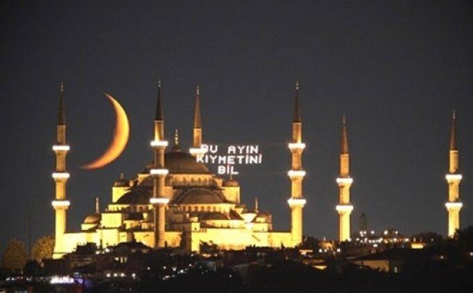 Sahur saatleri 2018, Ramazan ayı iftar saatleri, 2018 İmsakiye