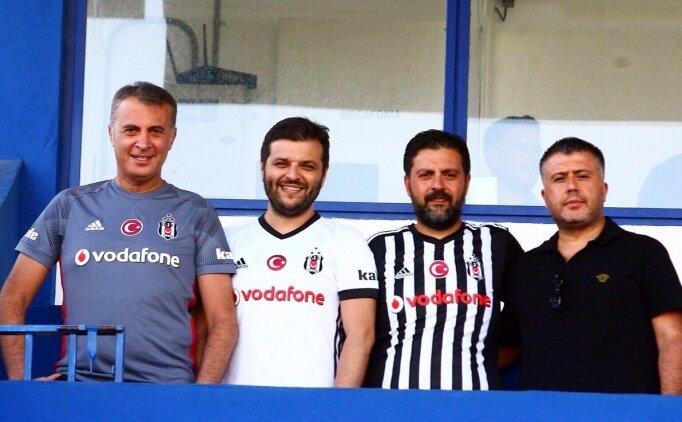 Beşiktaş'tan resmi ''erteleme'' açıklaması