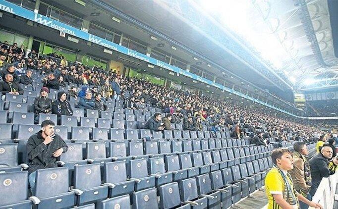 Fenerbahçe'de taraftar umudu kesti