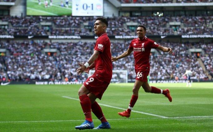 Liverpool deplasmanda Tottenham'ı devirdi!
