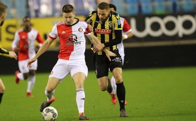Feyenoord, Vitesse deplasmanında ağır yaralı!