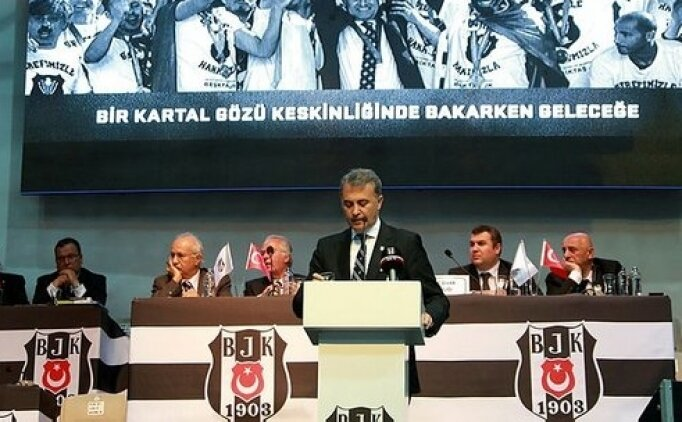 Beşiktaş'ta tüzük değişikliği kongresi yapılacak!
