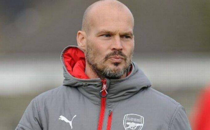 Ljungberg, Arsenal'de yükseliyor!