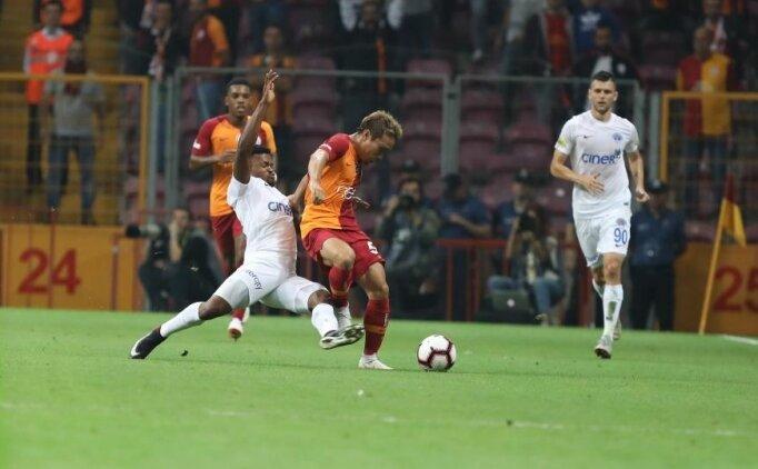 Galatasaray Kasımpaşa maçı golleri (5 gol) izle, Galatasaray maçı özeti