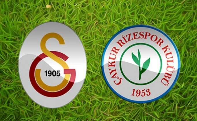 Galatasaray 2-2 Rizespor maçı geniş özeti izle