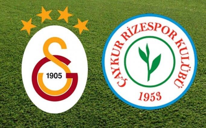 Galatasaray 2-2 Rizespor maçı, VAR pozisyonları, golleri izle