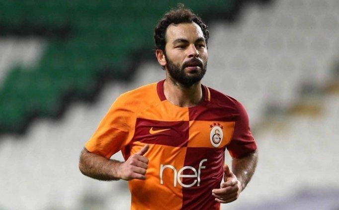 Galatasaray'da Selçuk İnan kararı verildi