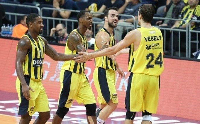 Gaziantep Basketbol Fenerbahçe Doğuş maçı canlı hangi kanalda saat kaçta?