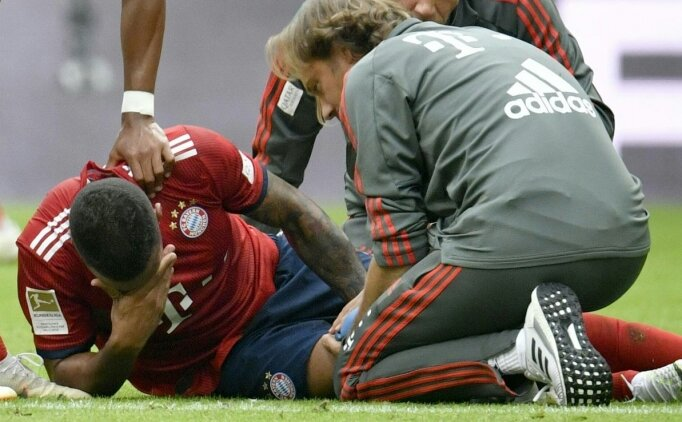 Bayern Münih'e Tolisso şoku! 6 ay yok