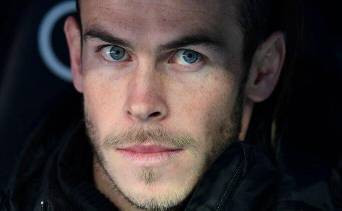 Gareth Bale: 'Belki kalırım, belki kalmam'