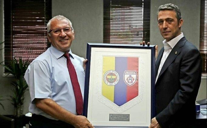 Fenerbahçe'ye Altınordu'dan iki genç isim birden