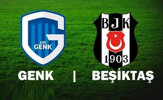 MAÇ ÖZETİ Genk 1-1 Beşiktaş maçı