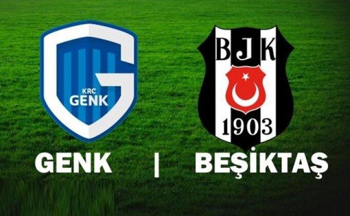 Genk 1-1 Beşiktaş maçı özeti izle